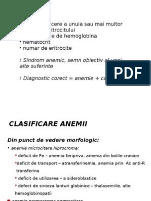 615 diagnostice diferențiale pentru Anemie normocromă normocitară