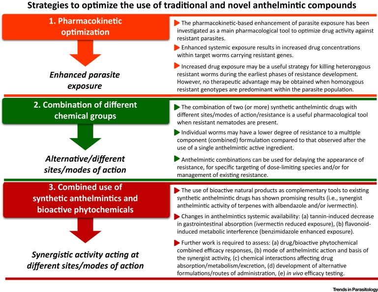 definition of anthelmintic drugs