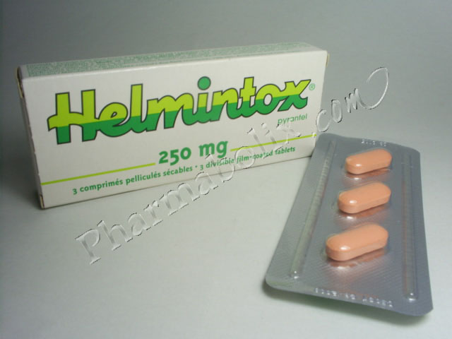 helmintox sirop notice
