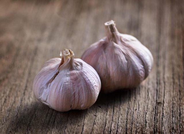 hpv treatment garlic