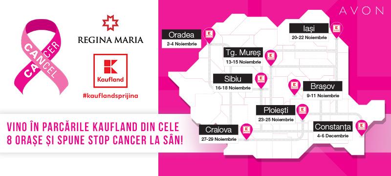 Cancerul de san - Campanii de prevenție a cancerului la sân