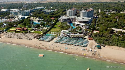 Papillon Zeugma Relaxury Hotel 5 *, Belek, Turcia