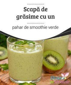 detoxifierea organismului cu smoothie