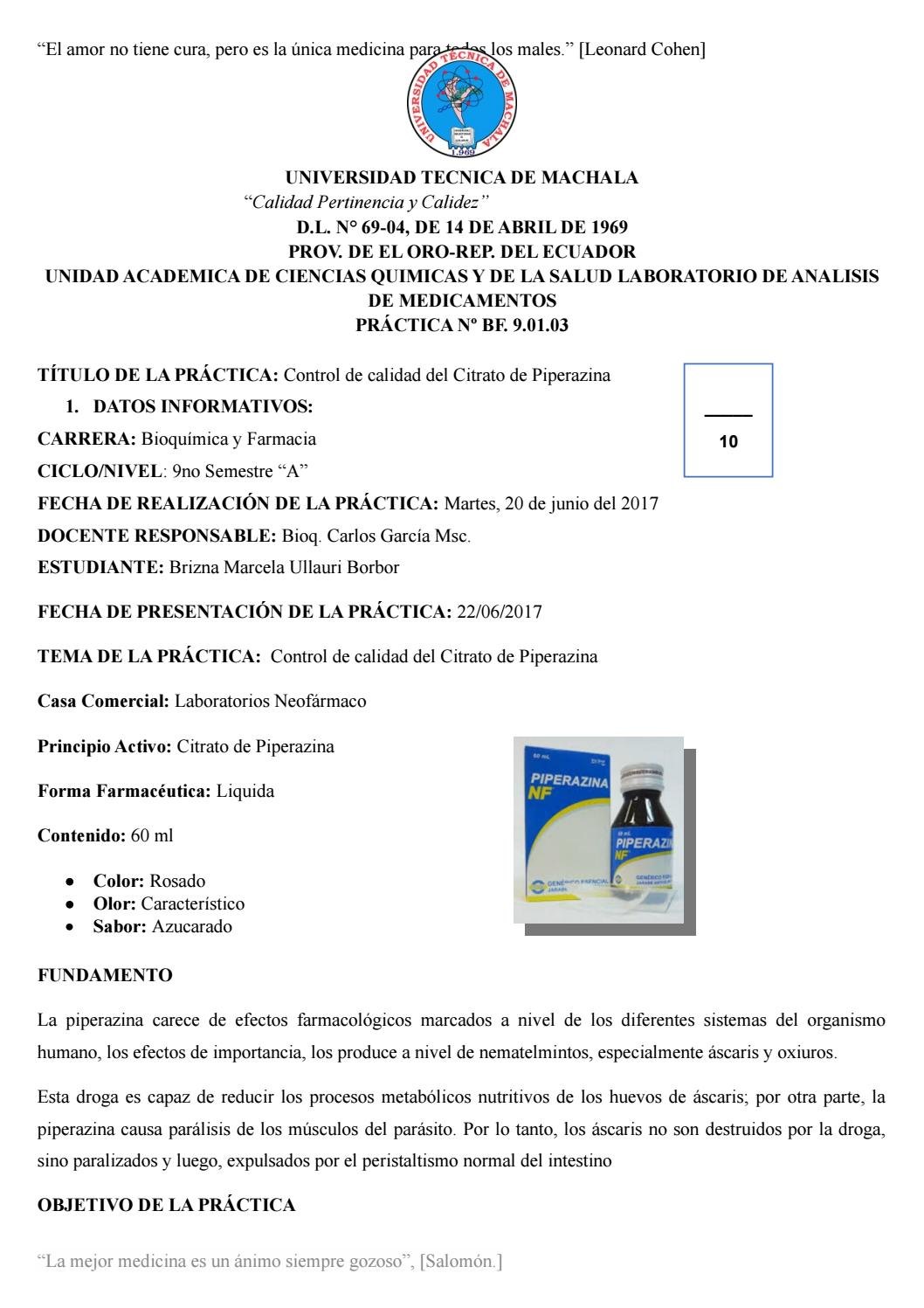 oxiuros tratamiento piperazina hpv voor mannen