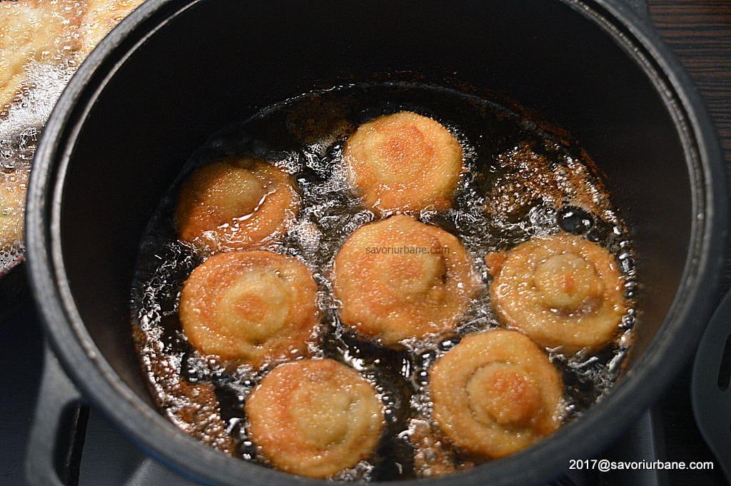 ciuperci pane retete culinare: ciuperci pane