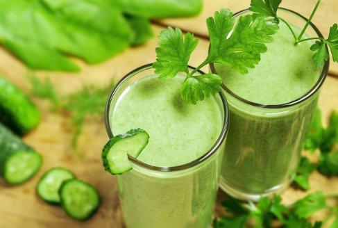 smoothie pentru detoxifiere