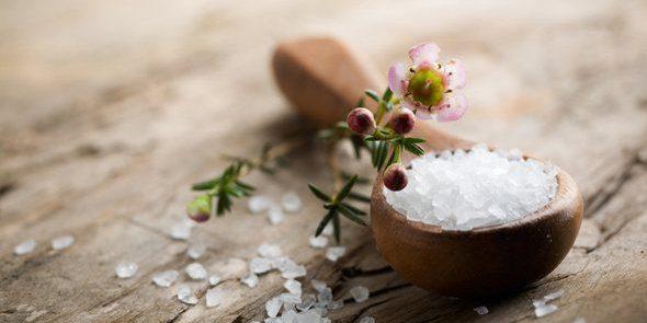 Cura de ficat cu sare amară