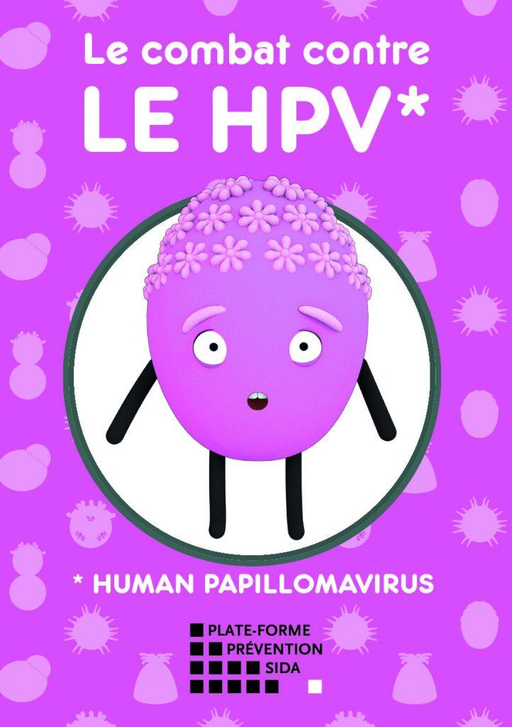 papillomavirus homme prevention