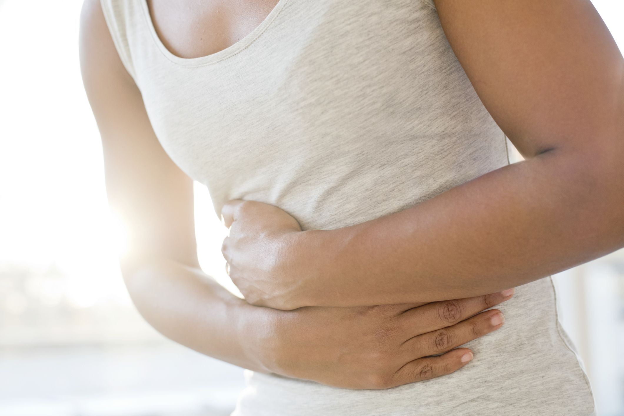 cancer symptoms abdominal pain