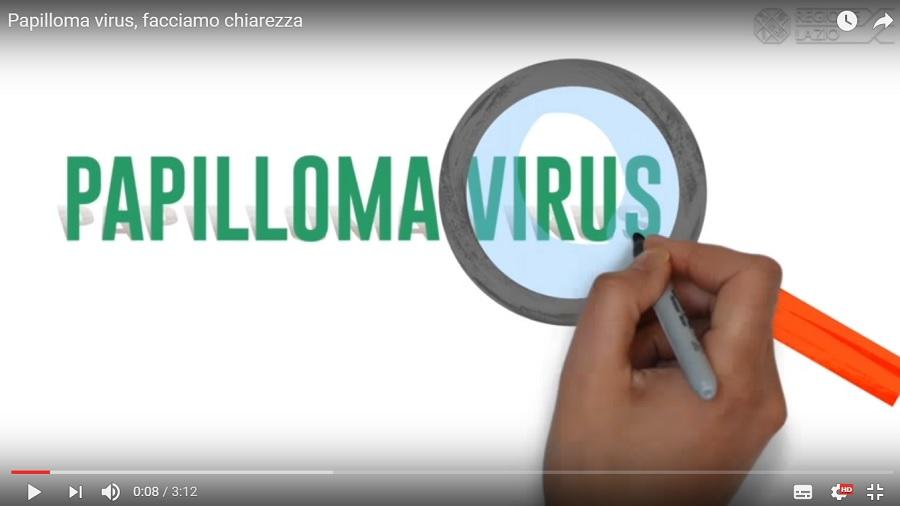 vaccino papilloma virus lazio cervical cancer znaczenie