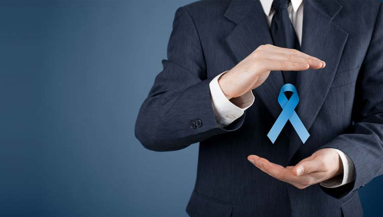 Cancer de prostata aos 20 anos,