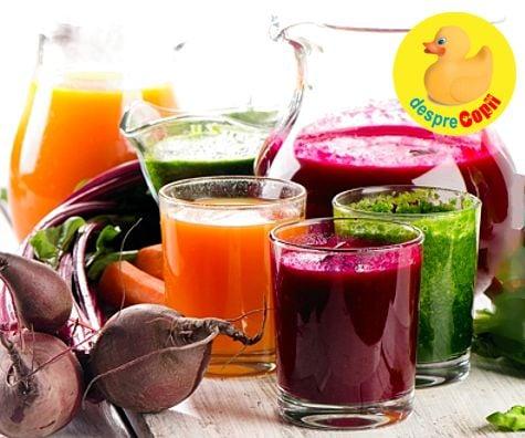 Dietele cu sucuri naturale și detoxifierea îți fac mai mult rău decât bine - VICE