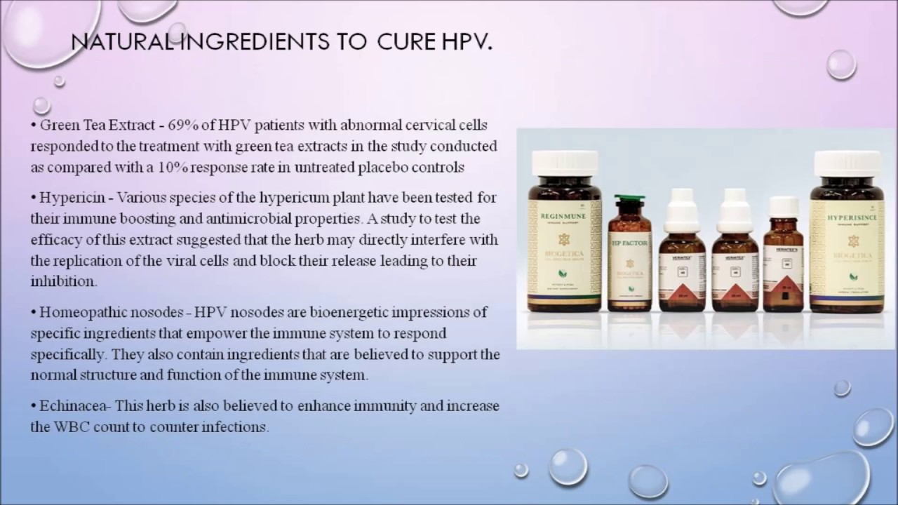 "A fost descoperit un ""leac"" natural vegetal pentru HPV (virusul papiloma uman) | ghise-ioan.ro"