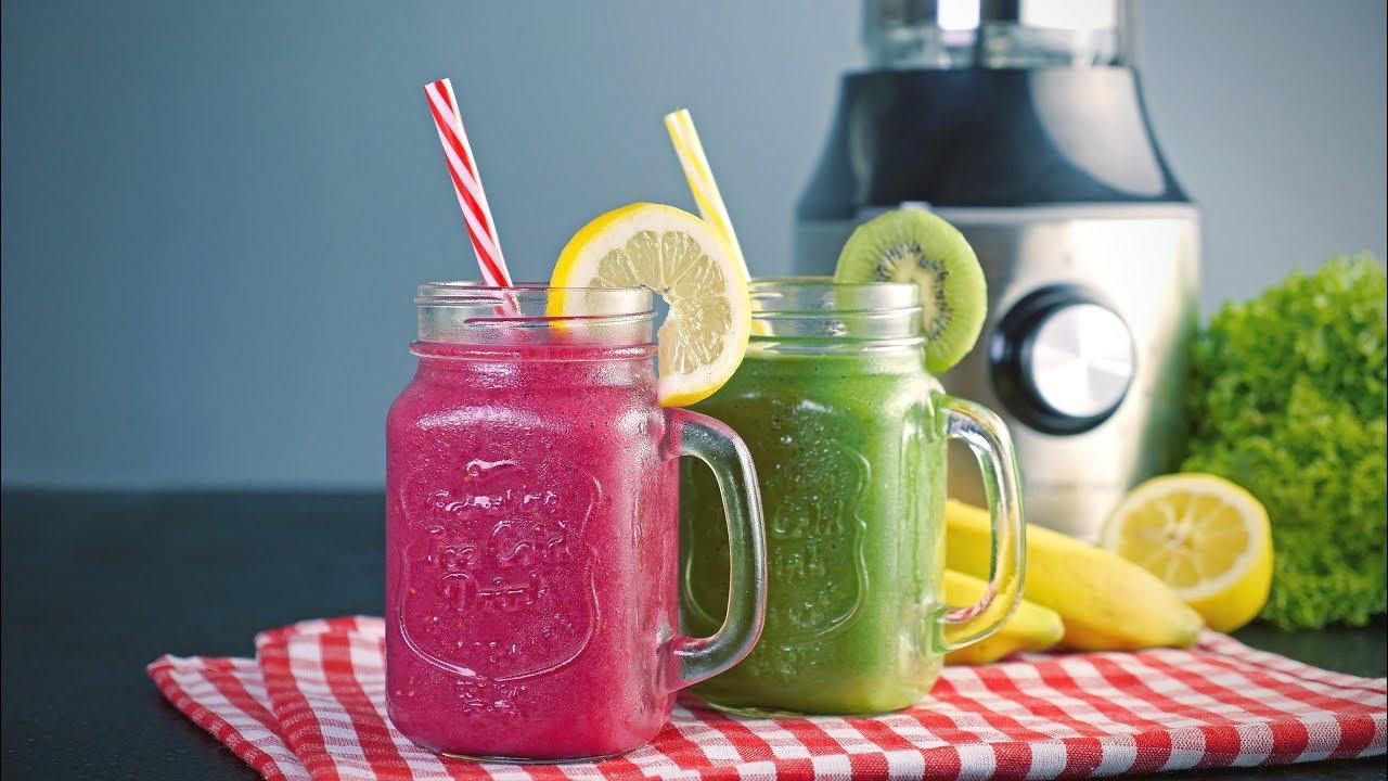 detoxifiere cu smoothie-uri