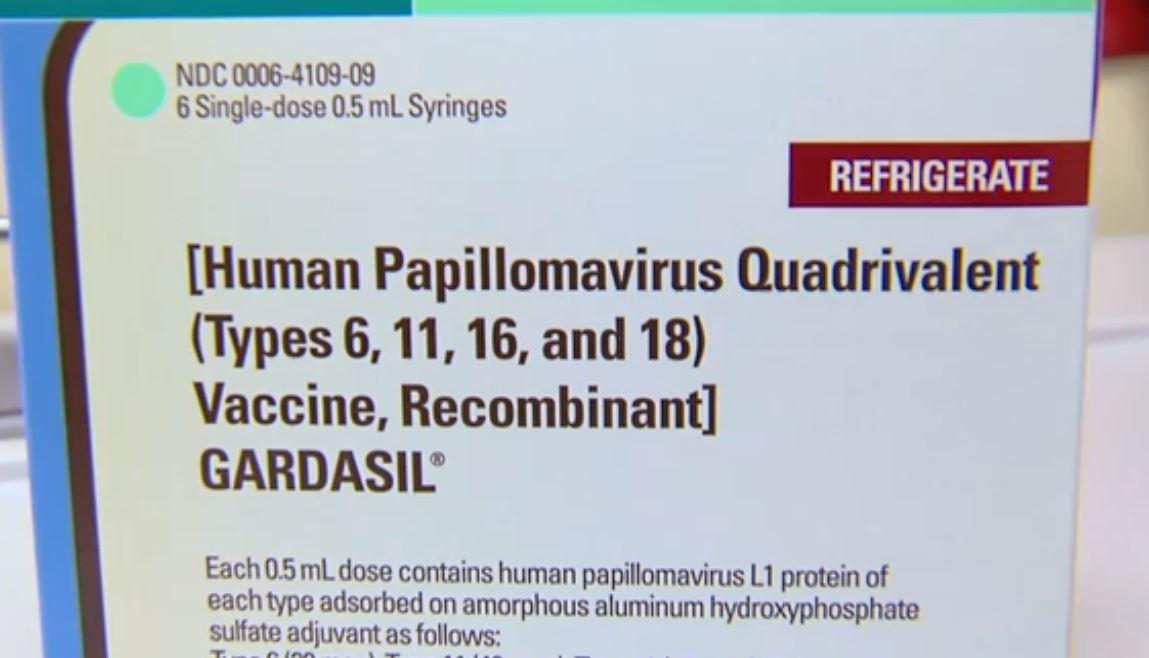 human papillomavirus vaccine for adults