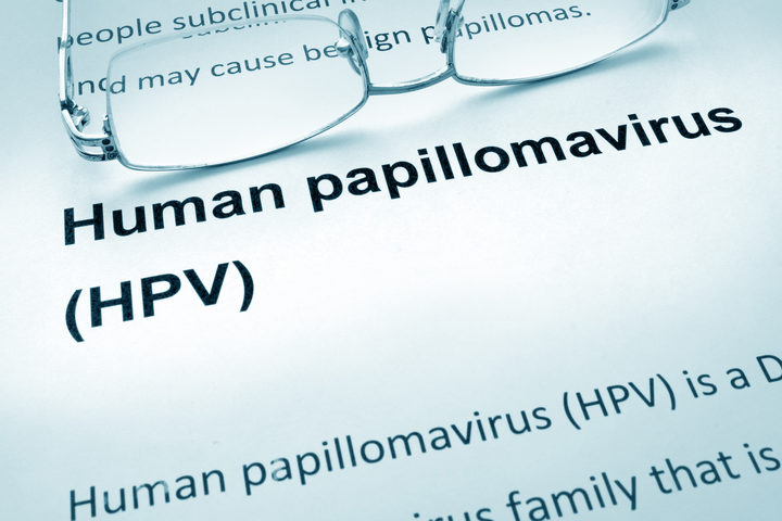 positivo al test del papilloma virus