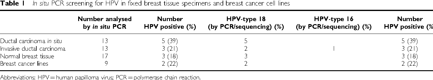 hpv positive and breast cancer cancerul vulvei