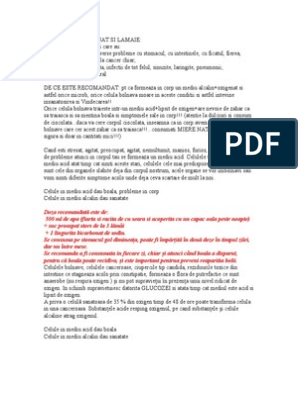 Cura anuală de deparazitare, protecţie pentru sănătate – ghise-ioan.ro