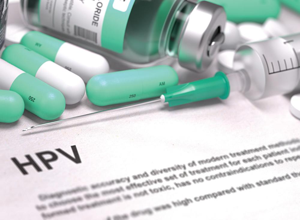 hpv virus vakcina human papillomavirus in mandarin