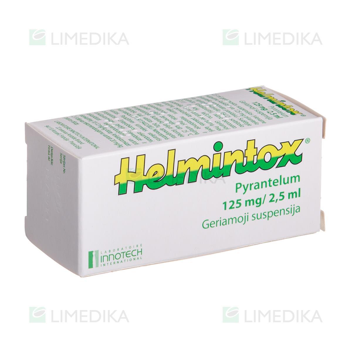 vaistas helmintox