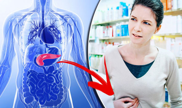 pancreatic cancer burping