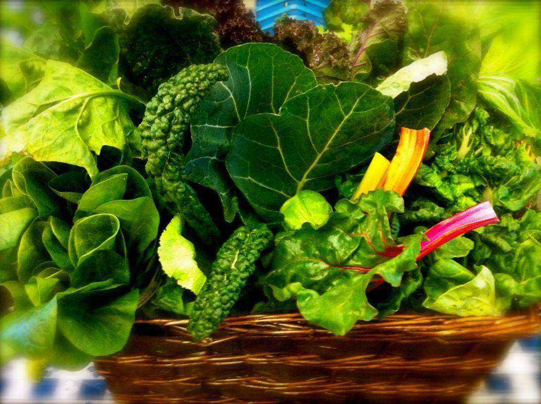detoxifiere cu legume verzi