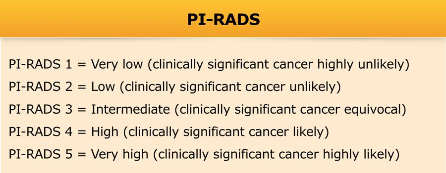 cancer de prostata nivel 5