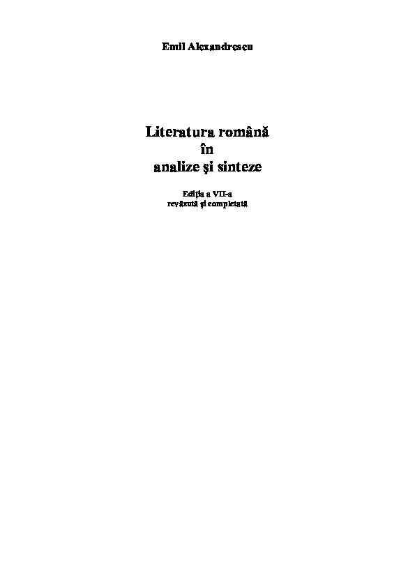 parazitii barbu stefanescu delavrancea rezumat