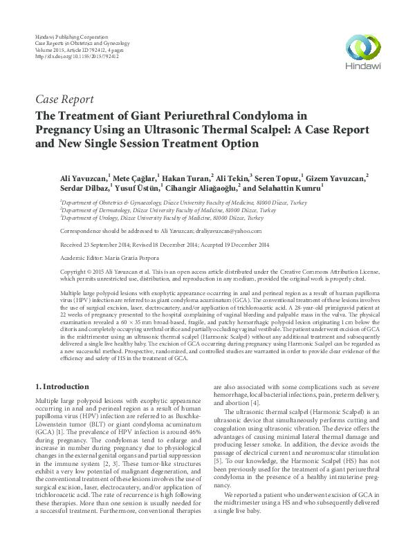 condyloma acuminata treatment guideline gliste u stolici kod ljudi