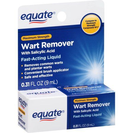 warts treatment walmart