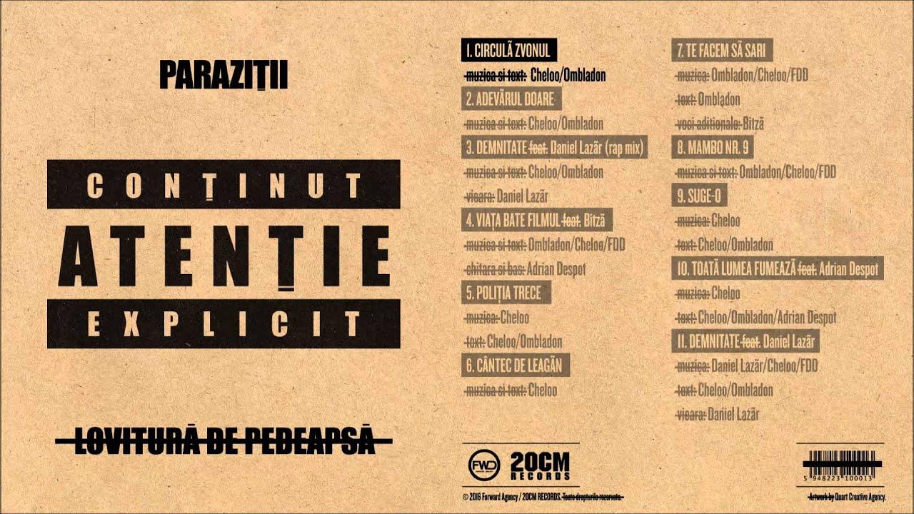Moartea Intreaba De Tine Feat. Margineanu