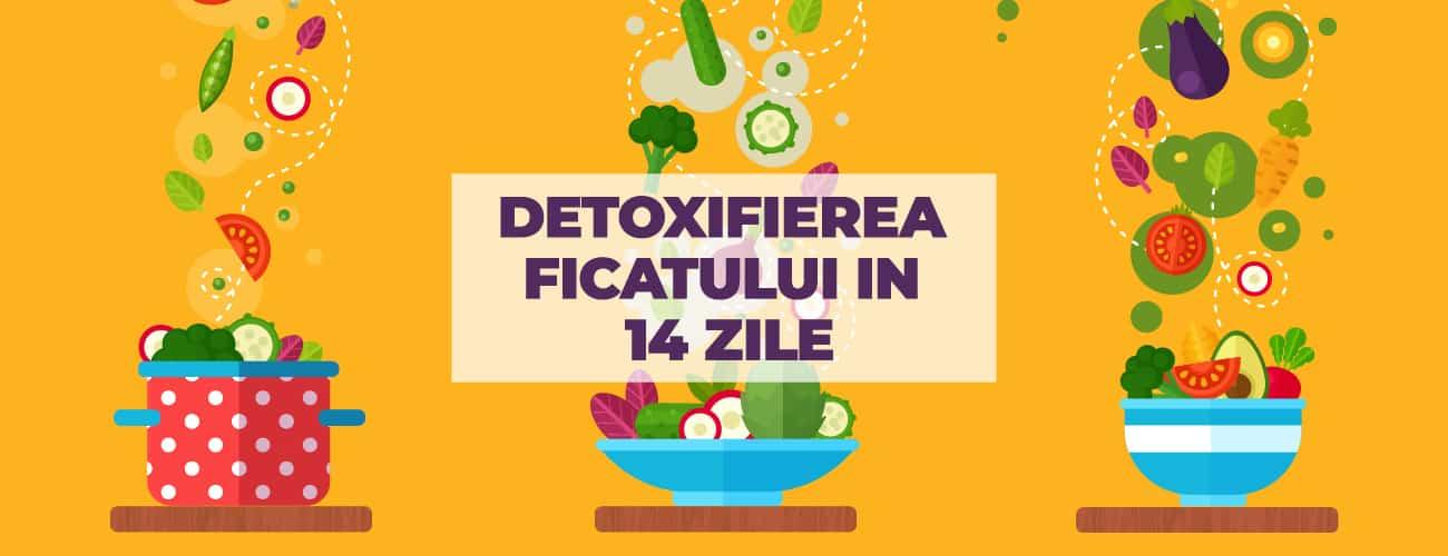 Reteta pentru detoxifierea ficatului si slabire rapida