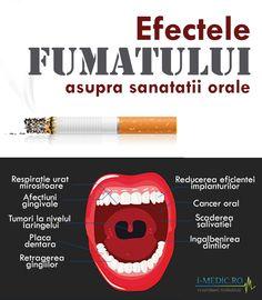STUDIU: Fumatul şi sexul oral cresc riscul de cancer bucal - Mediafax