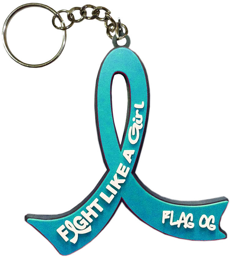 peritoneal cancer ribbon color
