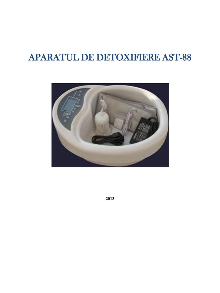 detoxifiere electroliza