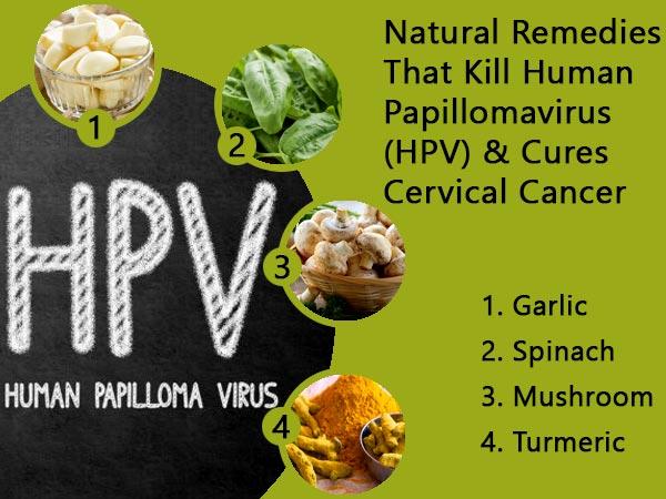 hpv virus natural treatment