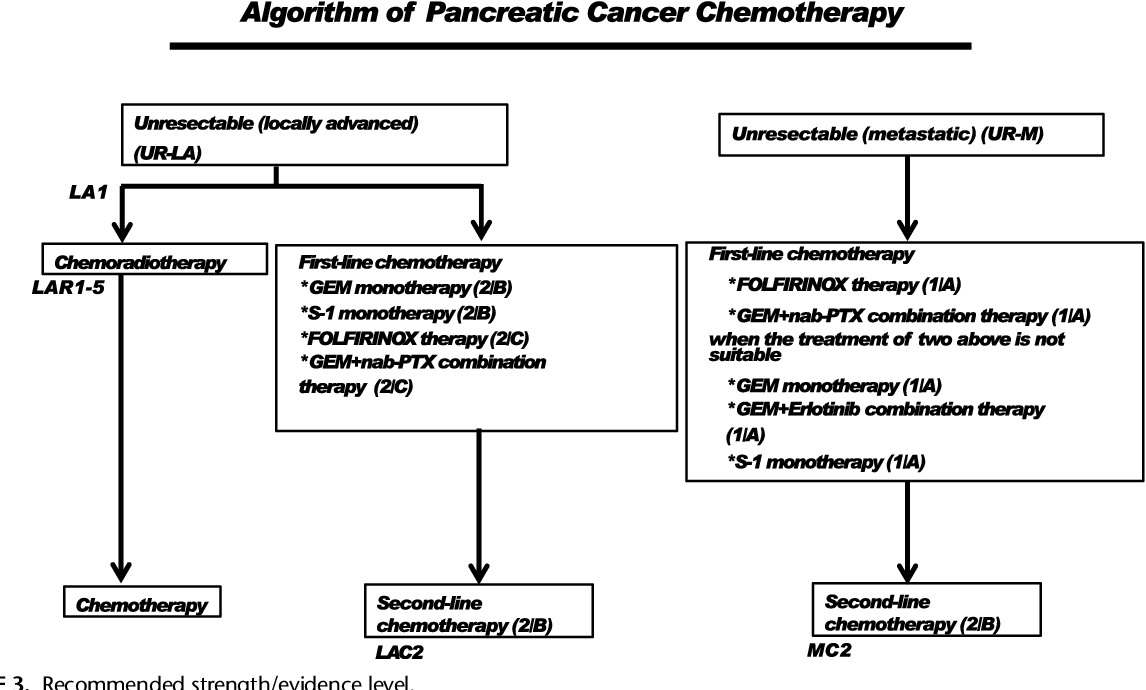pancreatic cancer guidelines