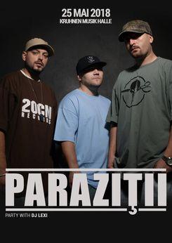 parazitii underground iasi)