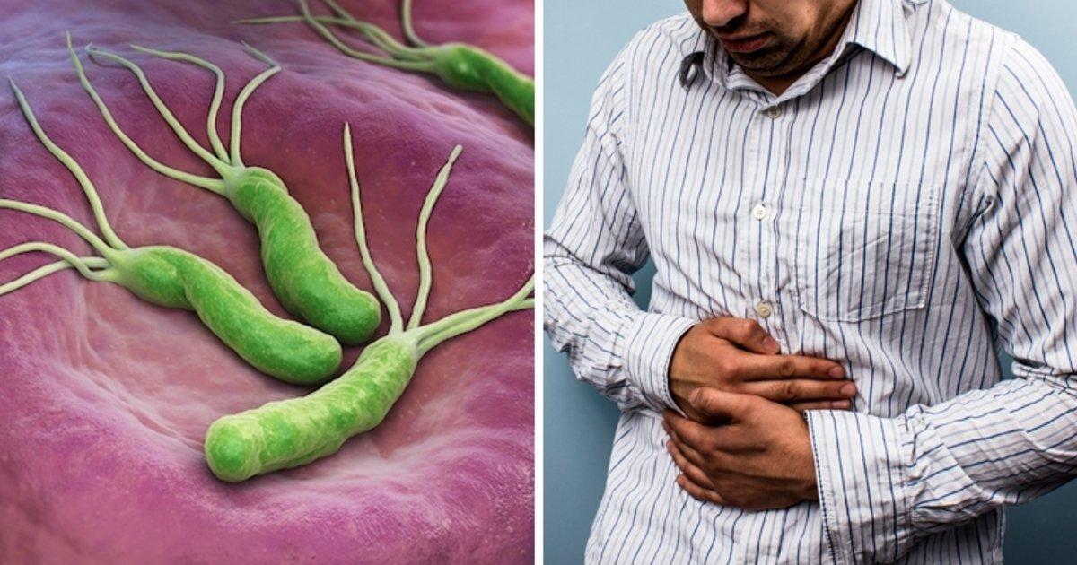 Cum îți dai seama că ai o infecție cu Helicobacter Pylori