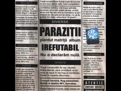 parazitii irefutabil