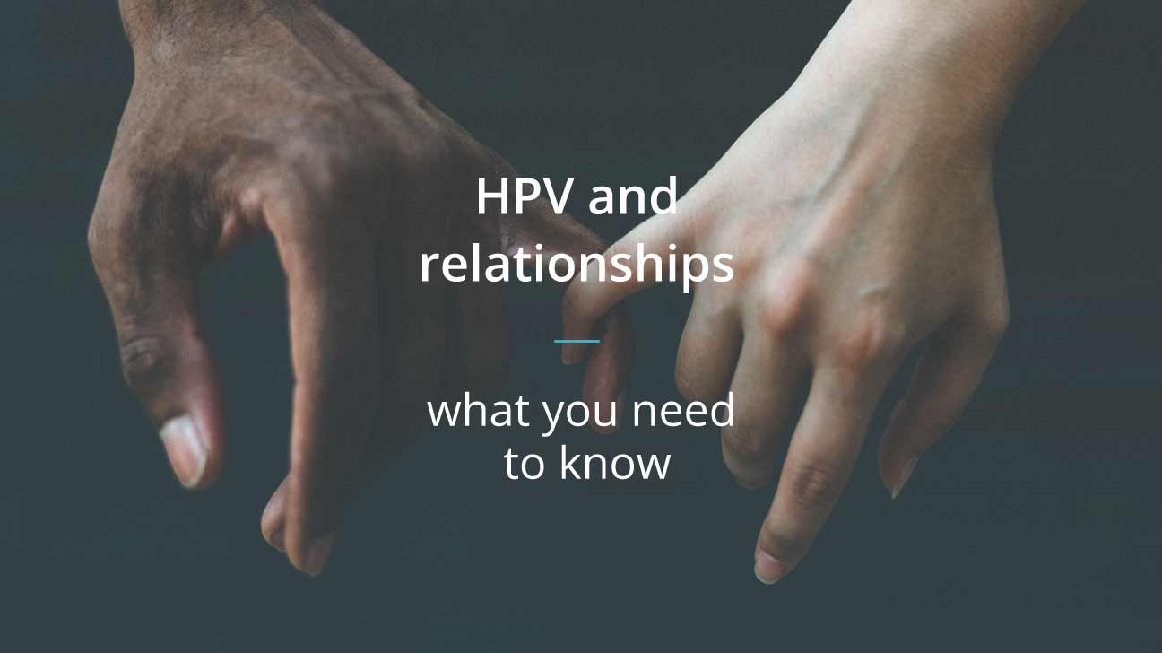 what does positive hpv virus mean