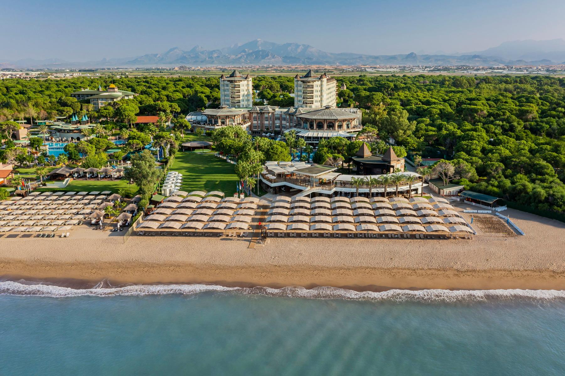 First Booking Turcia - Antalya