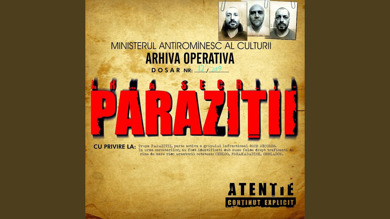 parazitii lyrics