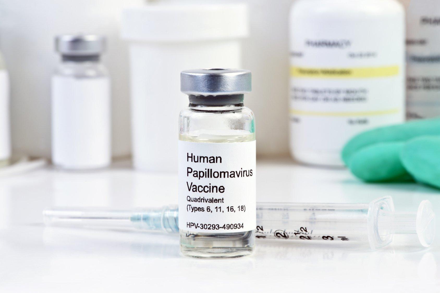 hpv virus vaccine