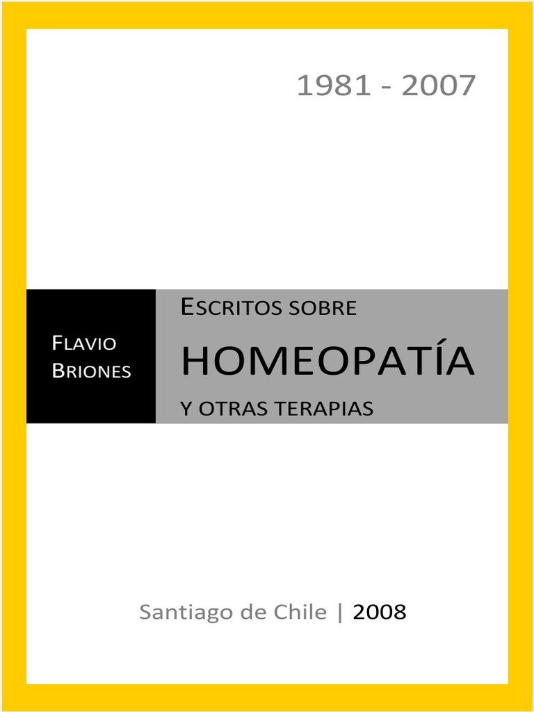 oxiuros y homeopatia