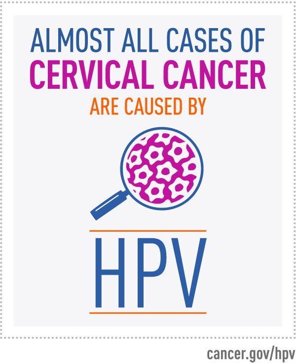 hpv caused cervical cancer hpv virus and bowel cancer