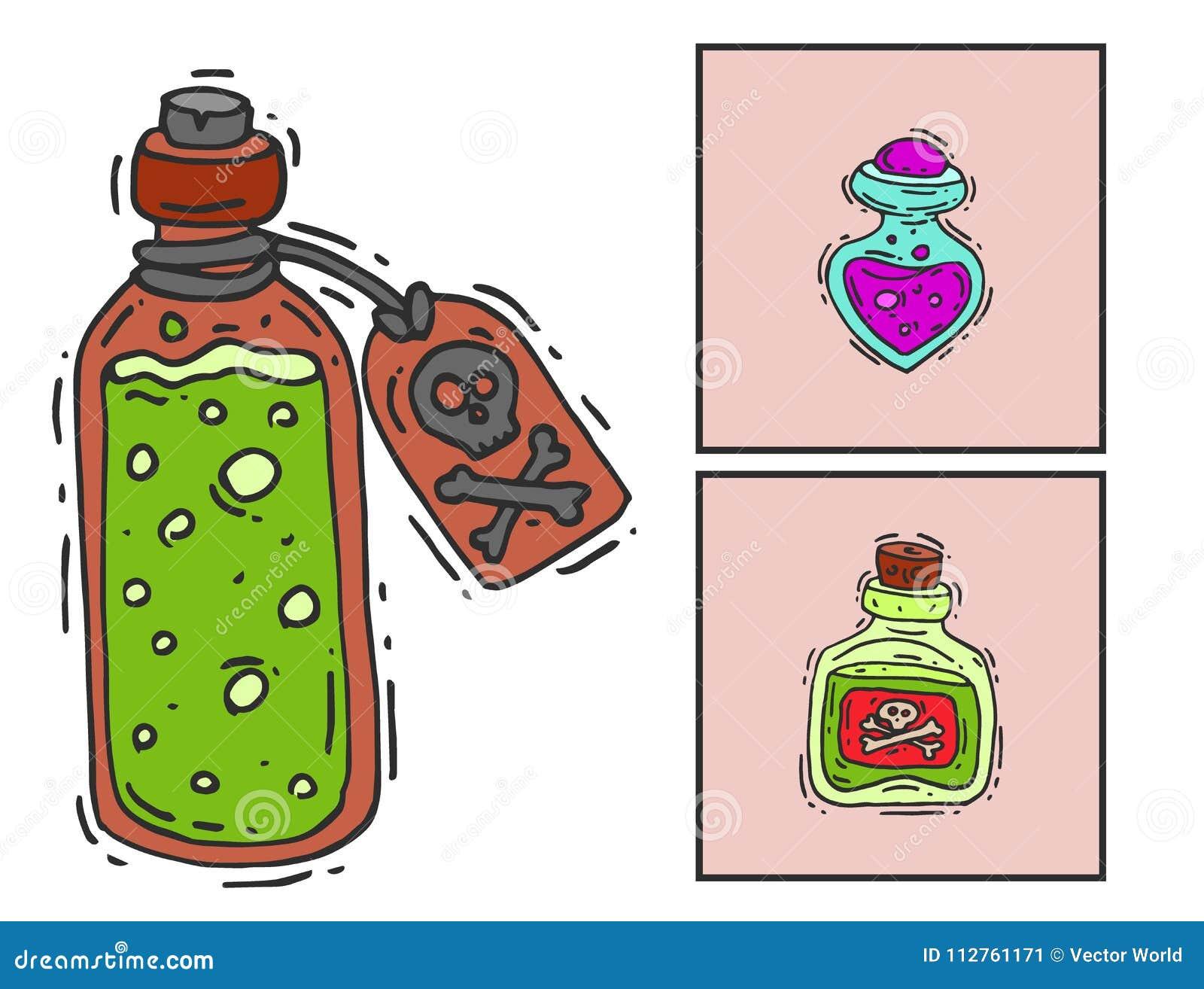 toxine vergiftiging
