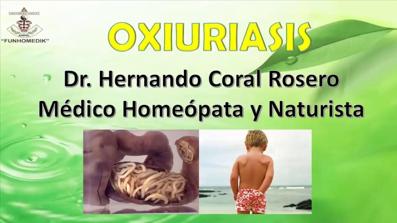 oxiuros parasitosis parazitii oficial magazin