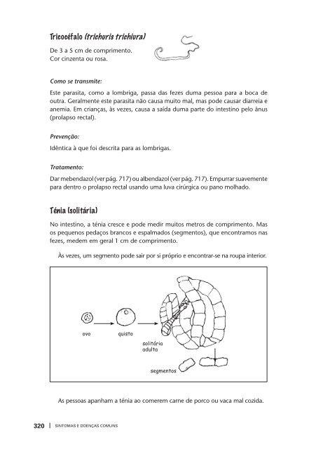 oxiuros tratamento albendazol