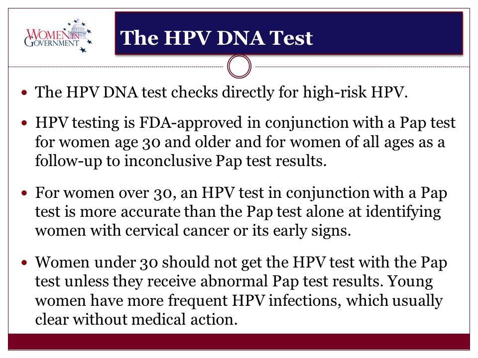 human papillomavirus diagnosis ppt